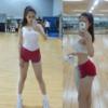 韩国体大女神晒健身照 网友:同学无心上课
