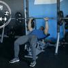 胸和背增大的动作