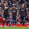 英超第31轮:阿森纳4-1利物浦