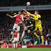 英超第三轮:阿森纳0-0利物浦