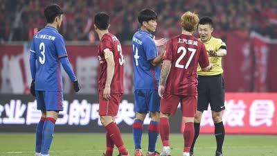03月11日 中超第2轮 上海上港vs上海申花 全场录像