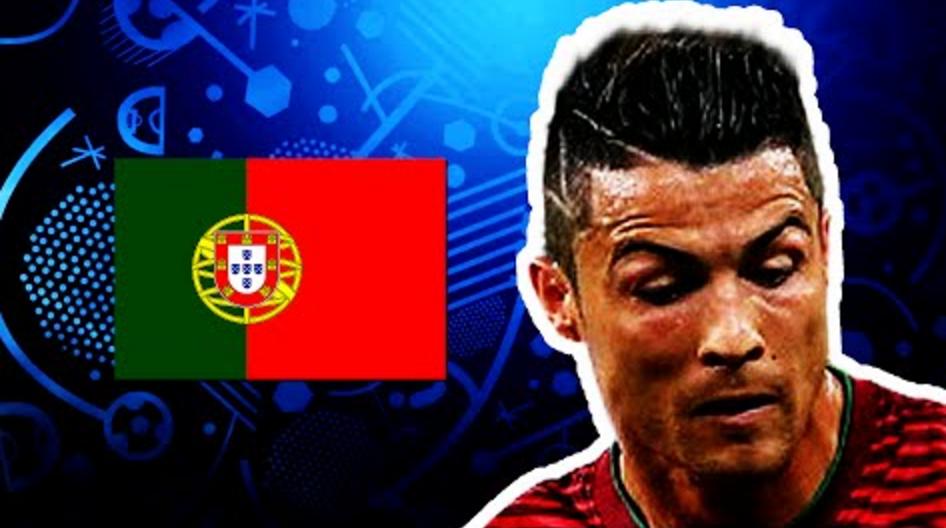 为葡萄牙而战!C罗国家队精华表现