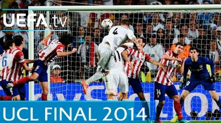 14欧冠决赛回顾:皇马加时赛4-1马竞
