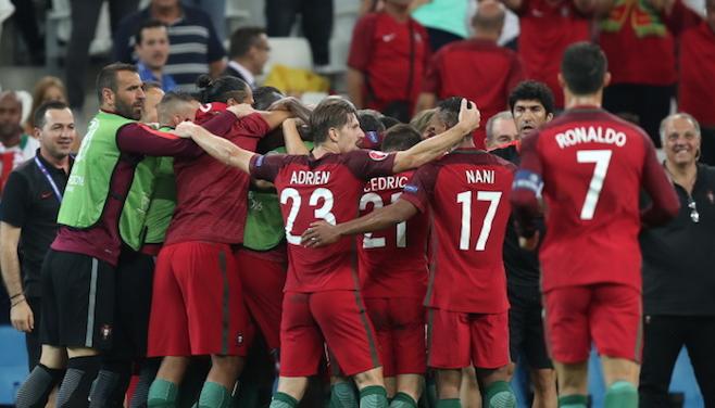 点球大战全程录播:波兰VS葡萄牙