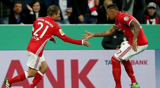 拉姆格林阿拉巴建功 拜仁3-1奥格斯堡