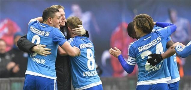 帕帕多普洛斯弑旧主 RB莱比锡0-3汉堡