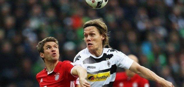 穆勒建功罗本中门框 拜仁慕尼黑1-0门兴