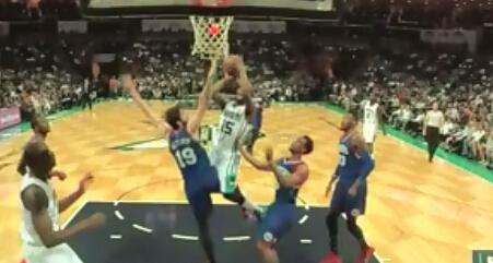 4月5日NBA比赛视频 NBA比赛录像 今日NBA十佳球 五佳球 虎扑视频