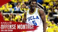 UCLA劲爆后卫阿里王子大一赛季火热集锦