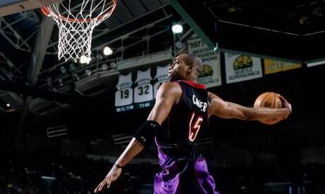 拯救NBA的男人!猛龙卡特打球简直反人类