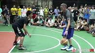 这才叫街球!教授杭州街头1V1单挑戏耍球迷