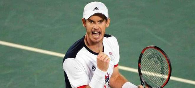 穆雷击败波特罗卫冕网球男单冠军